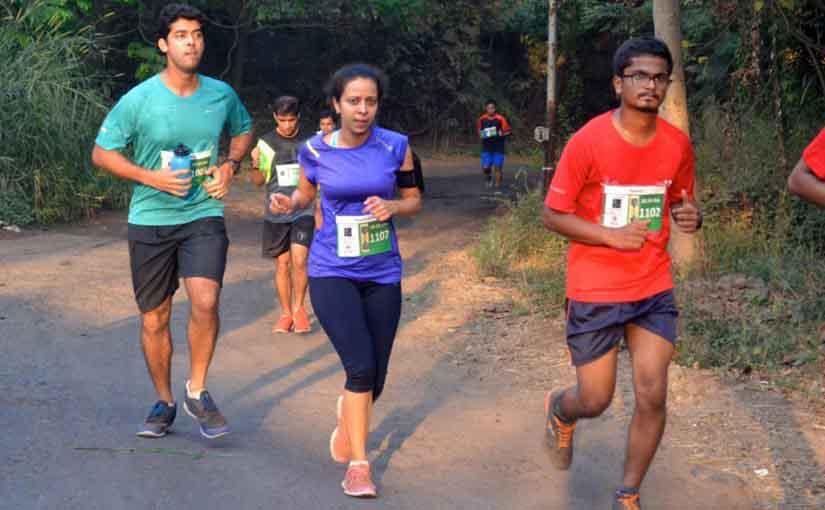 6th Mumbai Monsoon Madness Half Marathon at Aarey 1st July 2018