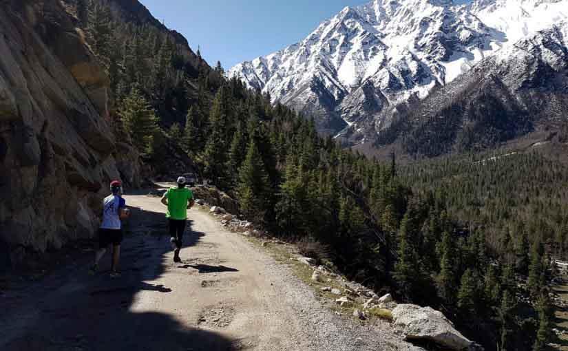 8th Himalayan Running And Living Cross Country Marathon – MAY 1st – MAY 3rd 2019